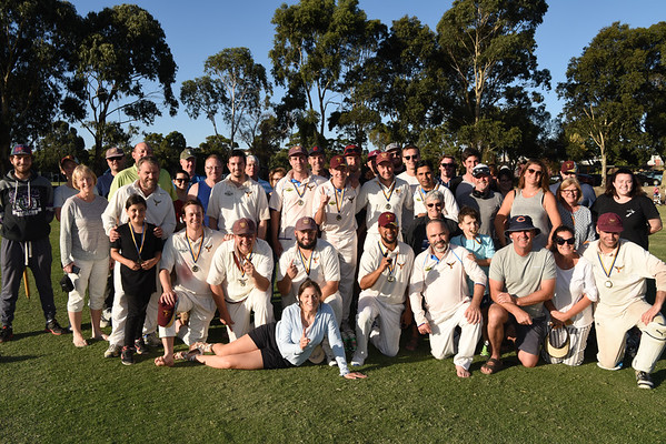 MOCCC Second XI Premiership