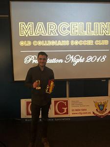 MOCSC 2018 Presentation Night