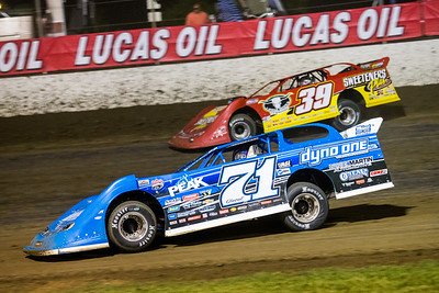 Hudson O'Neal (71) and Tim McCreadie (39)