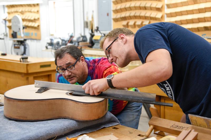 Make an Acoustic Guitar with John Ressler