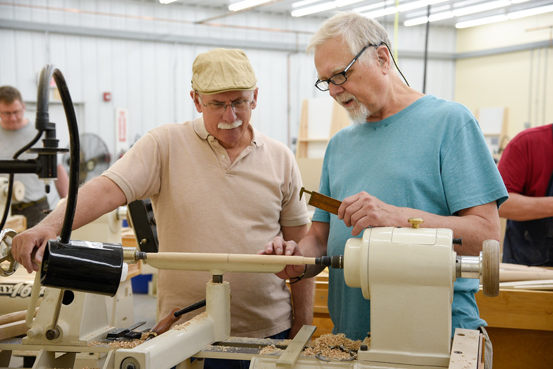 Making a New Lebanon Shaker Rocking Chair with Kerry Pierce