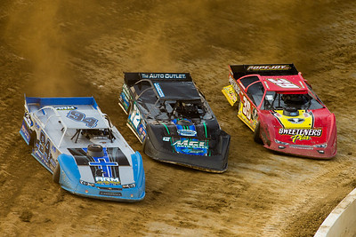 Austin Rettig (94), Jason Jameson (12) and Tim McCreadie (39)