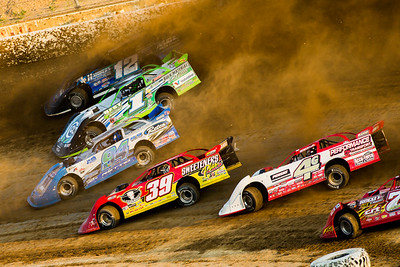 ason Jameson (12), Josh Richards (1), Tim McCreadie (39), Austin Rettig (94) and Kody Evans (4G)