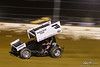 Sprint Car World Championship- Mansfield Motor Speedway - 3 Jac Haudenschild