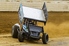 Sprint Car World Championship- Mansfield Motor Speedway - 22M Ray Miller