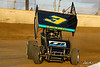 Sprint Car World Championship- Mansfield Motor Speedway - 3S Sammy Swindell