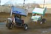 Sprint Car World Championship- Mansfield Motor Speedway - 33 Max Stambaugh, 23x DJ Foos