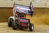 Sprint Car World Championship- Mansfield Motor Speedway - 45L Brian Lay