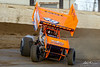 Sprint Car World Championship- Mansfield Motor Speedway - 49x Tim Shaffer