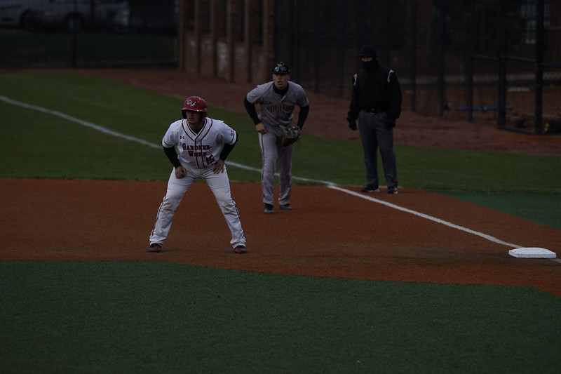 baseball game at gardner webb on march 21 2018