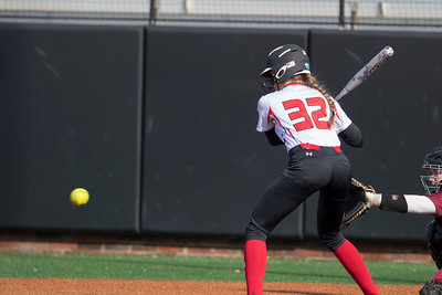 GWU Softball vs. NC Central University March 13, 2018