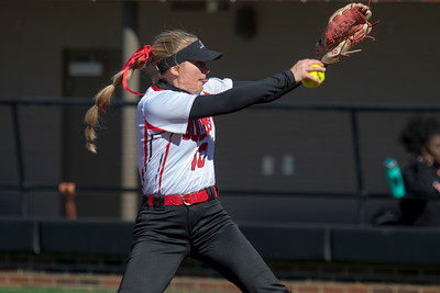 GWU Softball vs. North Carolina Central University March 2018