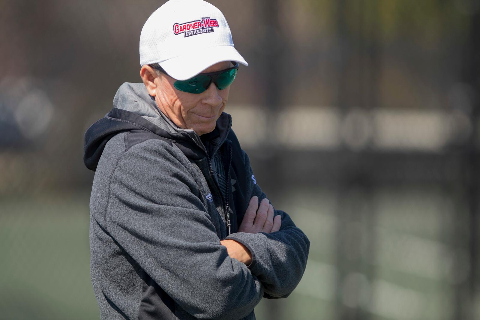 GWU Women's Tennis vs. USC Upstate March 2018