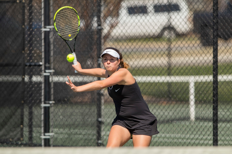 GWU Women's Tennis vs. USC Upstate March 2018