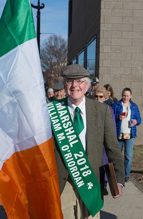 St. Paddys Day Festivities - March 16 &18,  2018