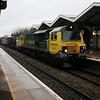70014 passes March 1440/4L84 Leeds-Ipswich