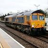 66708 passes March 1443/0E03 Felixstowe-Peterborough