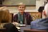 20028 Micah Karr, HERS visiting Alumni Judith White 2-39-18