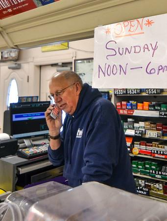MET 030418 Sunday Hours