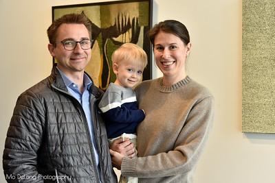 Simon, Henry and Meredith Etherington