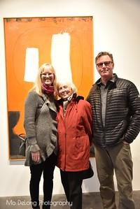 Angela Shoemake, Julianne McCall and Allan Shoemake