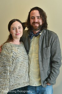 Lauren Douglas and James Sterling Pitt