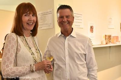 Carol Ramsay and Craig Allison