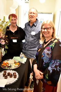 Sue Dedina, Gary Kell and Susan Sherman