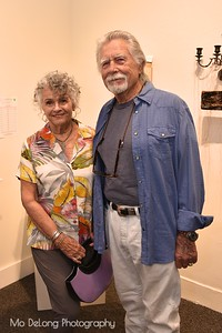 Donna Morris and Ron Collins
