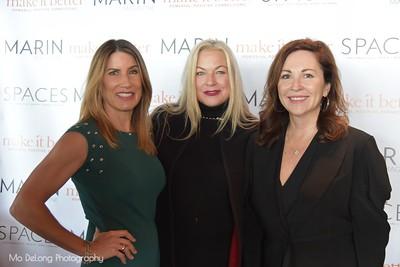 Allison Quistgard-Scherer, Amy Bonetti and Lynda Lucero