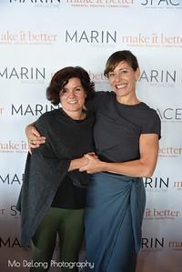 Moria Gubbins and Annie Parr