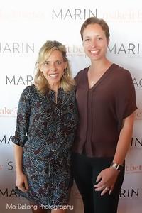 Debbie Bernier and Sophie Priolo