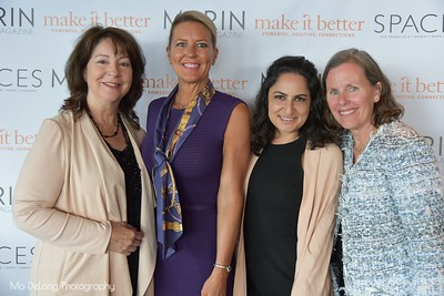 Michele Johnson, Michelle Morris, Nurit Raphael and Susan Noyes