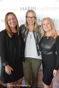 Leah Bronson, J'Amy Tarrin and Dana Horner