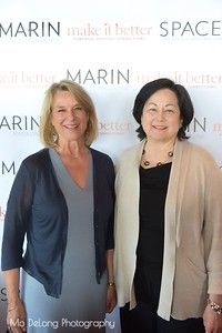 Nancy Dow Moody and Mary Denton