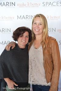 Moira Gubbins and Carey Clahan