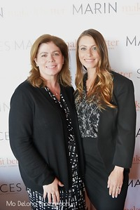 Tamra Stern and Adrienne Coenen