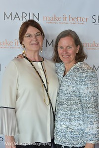 Susan Herritt and Susan Noyes