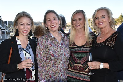 Anna Bush, Debra Hershon, Haley Wright and Penny Wright-Mulligan