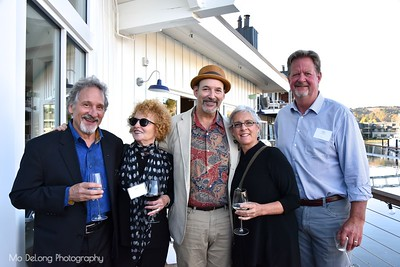 Joe and Juline Paulino, Marc Hershon and Anne and Mark Gustafson