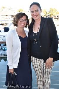 Valerie Fawzi and Kelly Thomas