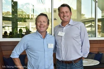 Dan Murray and Adrian Jones