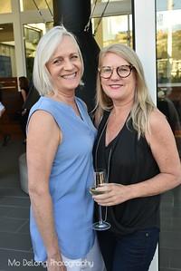 Julia Baker and Dana Horner