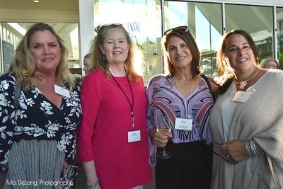 Laura Geranen, Leda Thomson Thayer, Lesley Cesare and Laura Kent
