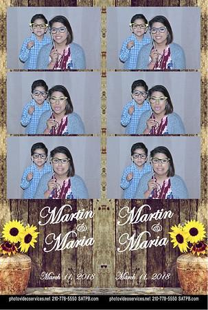 Martin & Maria