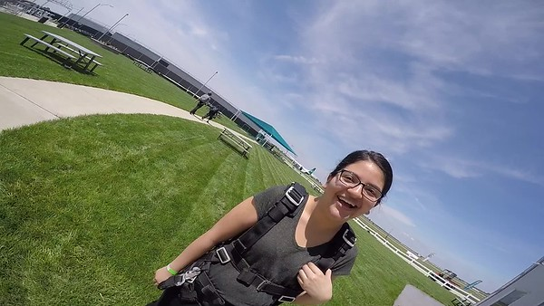 1326 Karina Arroyo Skydive at Chicagoland Skydiving Center 20180523 Cody Cody