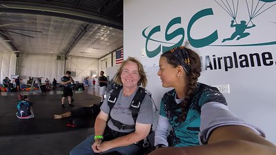 1205 Patricia Krug  Skydive at Chicagoland Skydiving Center 20180527 Amy Amy