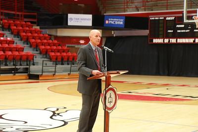 Gardner-Webb Womens Basketball Press Conference-Alex Simmons