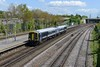 10 May 2018 :: 158890 is South Western Railway is seen at  Millbrook working 2S35, the 1307 from Romsey to Salisbury