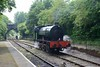 """27 May 2018 :: 0-6-0ST """"The Sapper"""" on the Avon Valley Railway"""